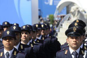 superare il concorso per la polizia