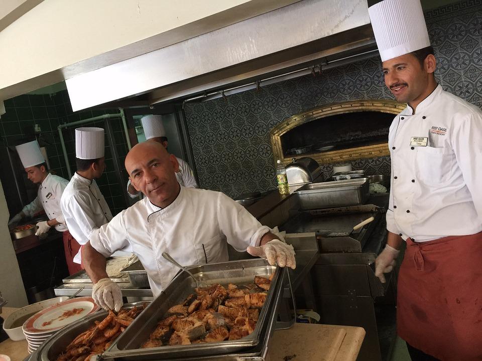cuoco professiionista, corso per cuochi, diventare chef