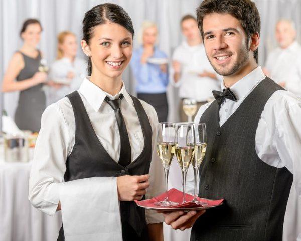 corso per camerieri professionisti, diploma di cameriere