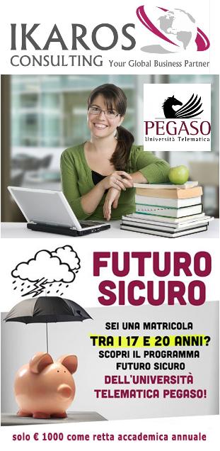 Iscrizioni matricole Università Pegaso Palermo