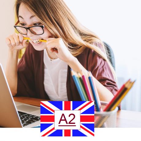 Corso di Grammatica Inglese di Livello A1 – A2 C.E.F.R.