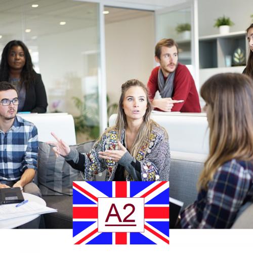 Corso di Conversazione Inglese di Livello A1 – A2 C.E.F.R.