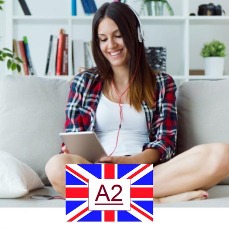 Corso di Ascolto e Lettura Inglese di Livello A1 – A2 C.E.F.R.