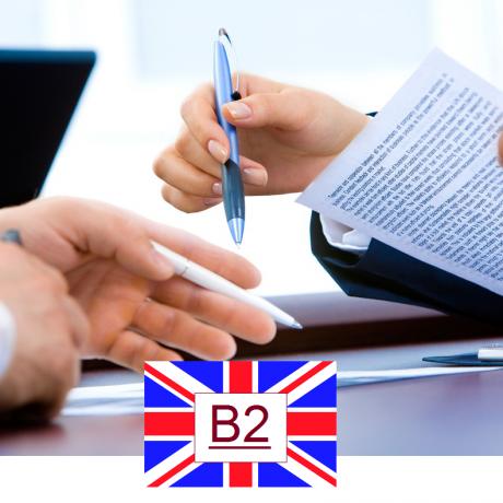 Corso di Grammatica Inglese di Livello B1 – B2 C.E.F.R.