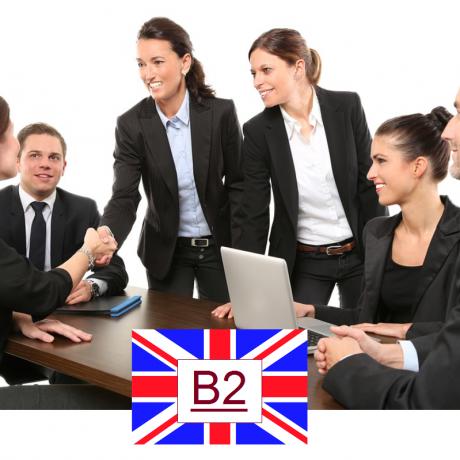 Corso Colloquio di Lavoro e Curriculum in Inglese di Livello B1 – B2 C.E.F.R.