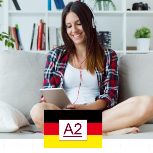 Corso di Ascolto e Lettura Tedesca di Livello A1 – A2 C.F.R.R.