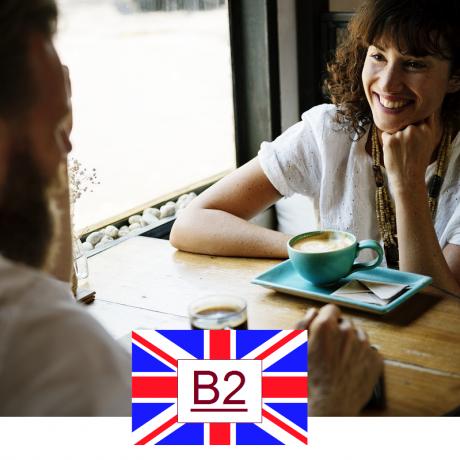 Corso di Conversazione Inglese di Livello B1 – B2 C.E.F.R.