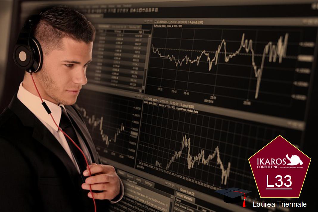 laurea Triennale Online in Scienze Bancarie e Assicurative