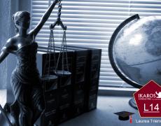 Laurea Triennale Online in Servizi Giuridici per l'Impresa – Valutazione CFU