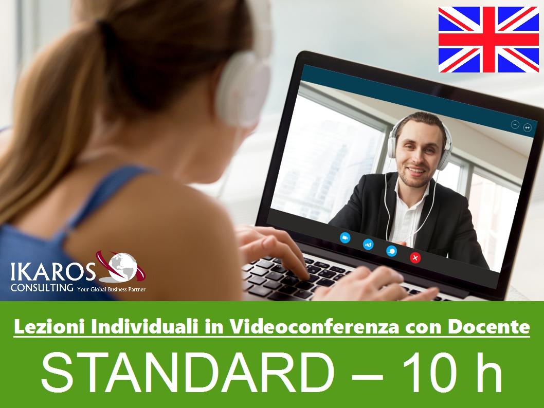 Lezioni di Infglese Individuali in Videoconferenza Skype con Docente